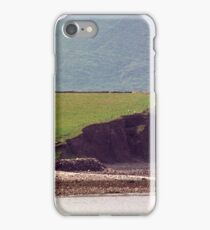 Cottages, Ring of Kerry, Ireland iPhone Case/Skin
