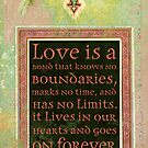 Love is a Bond... by AngiandSilas