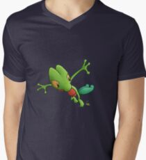 Epic Treecko Mens V-Neck T-Shirt
