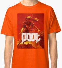 Doot Toot (Doom Shirt) Style #1 Classic T-Shirt