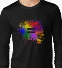 Equality Ink Long Sleeve T-Shirt