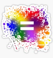Equality Ink Sticker