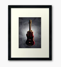 music nyc  Framed Print