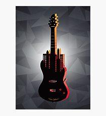 music nyc  Photographic Print