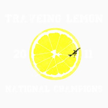Traveling Lemon Nation Championship by amobt