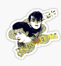 Tears for Fears Sticker