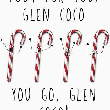 You go, Glen Coco! by erinhopkins