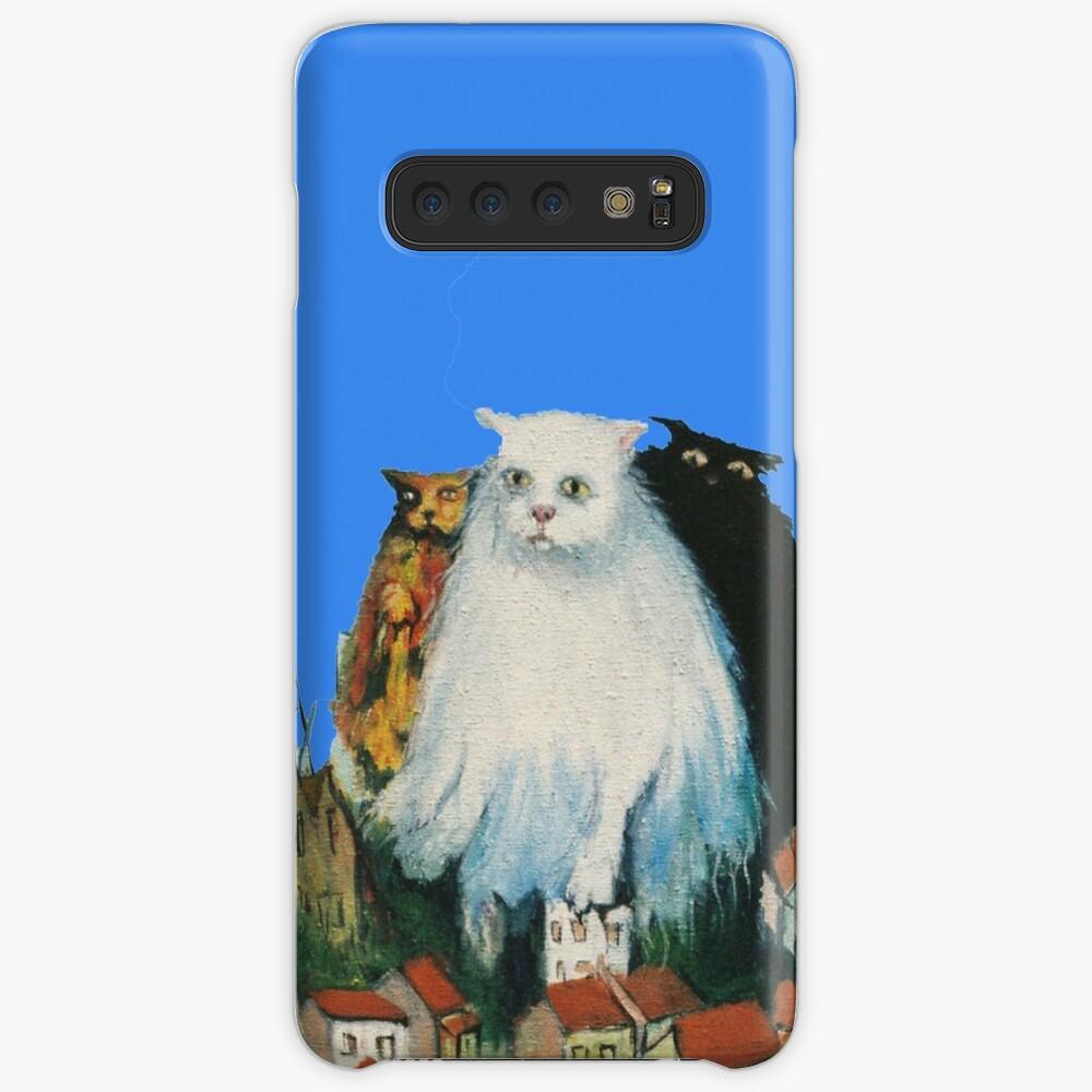 Fat Cats Samsung Galaxy Snap Case