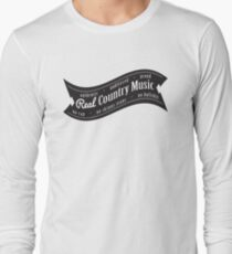 Real Country Music T-Shirt