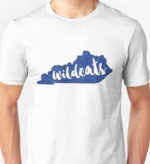 Kentucky Wildcats! Unisex T-Shirt