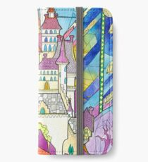 Beauty and the Beast Castle iPhone Wallet/Case/Skin
