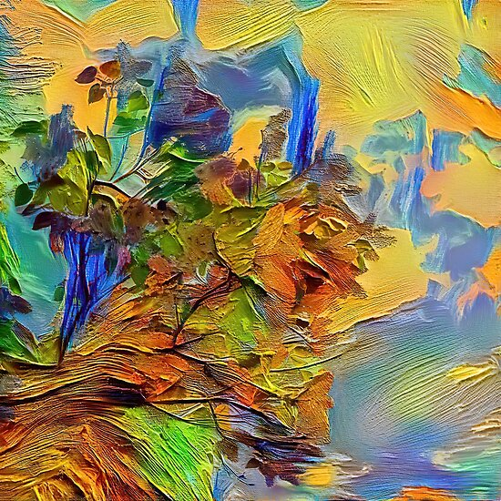 DeepStyle abstraction