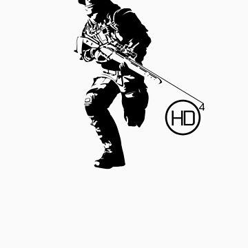 HDO4 sniper centred by ChrisDeeprose