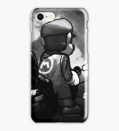 Plumbephenia iPhone Case/Skin