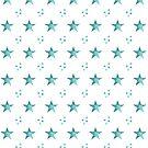 Blue Stars by thetangofox