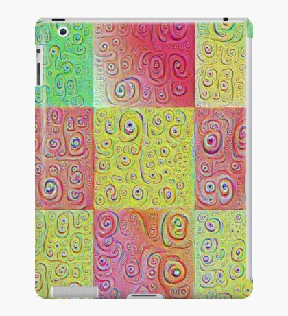 #DeepDreamed factures iPad Case/Skin