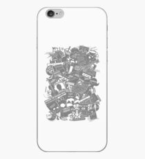 Ultimate Sherlock - Black and White Edition iPhone Case