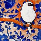 "Little Snow Bird by Belinda ""BillyLee"" NYE (Printmaker)"
