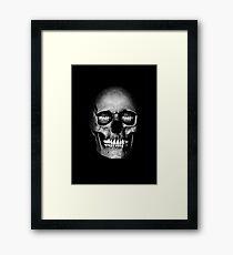 Sandman: Corinthian Skull Framed Print