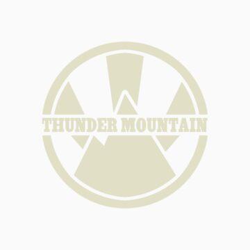 Thunder mountain white by James-r