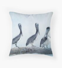 Keep You're Head In The Clouds_2 Throw Pillow