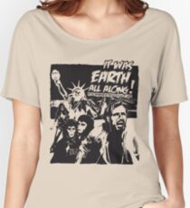 Planet of the Apes  Women's Relaxed Fit T-Shirt