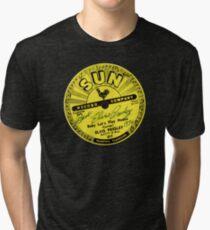Sun Records Tri-blend T-Shirt