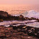 Sunrise near Shipwrecks Beach, Poipu, Kauai, Hawaii by HealthyTrekking