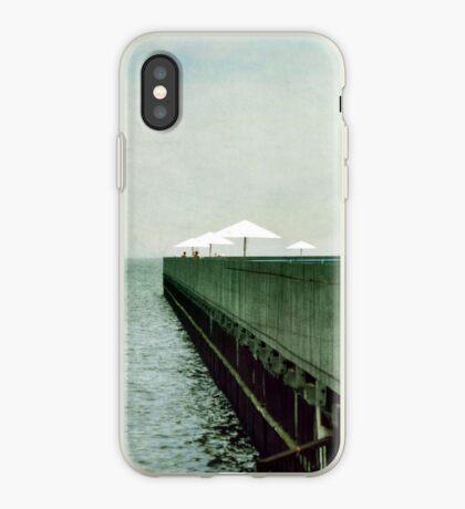 Brighton Baths iPhone Case