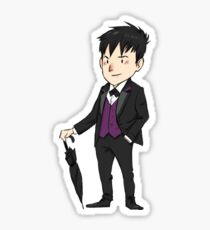 Oswald Cobblepot 1 Sticker