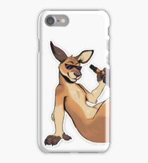 kick back and roolax! iPhone Case/Skin