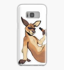 kick back and roolax! Samsung Galaxy Case/Skin