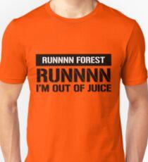 Run  Forest Funny Vape  Unisex T-Shirt