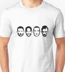 Prison Break- Michael, Sucre, Lincoln & T-bag Unisex T-Shirt