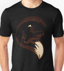 The fox is sleeping Unisex T-Shirt