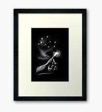 Ship of imagination Framed Print