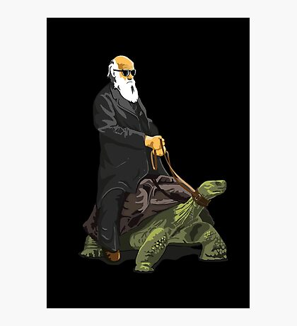 Galapagos Style Photographic Print