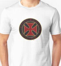 Templar cross 3 Unisex T-Shirt