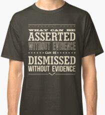 Hitchens' Razor Classic T-Shirt