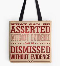 Hitchens' Razor Tote Bag
