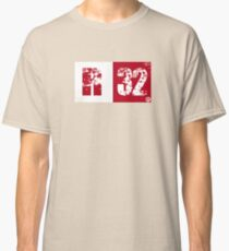 R32 (red) Classic T-Shirt