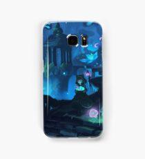 Fantasy City Samsung Galaxy Case/Skin