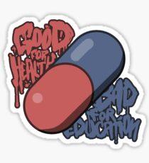 Capsule Gang Graffiti Sticker
