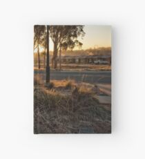 Minus 4 Degree C Early Morning Excursion (5) Hardcover Journal