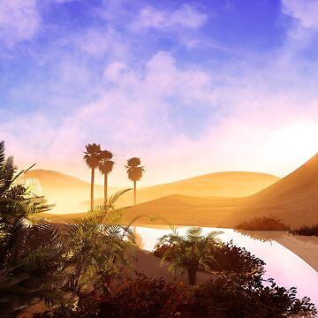 Oasis by CelestaDarkide
