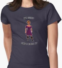 Guybrush Sexy Womens Fitted T-Shirt