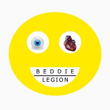 I Heart Beddie Legion by eddswitchengage