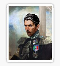 Gigi Buffon Sticker