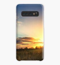 Funda/vinilo para Samsung Galaxy Sunny Disposition