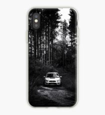 Subaru iPhone Case
